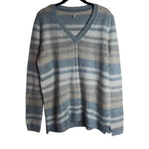 Sonoma • Knitted Stripe Sweater